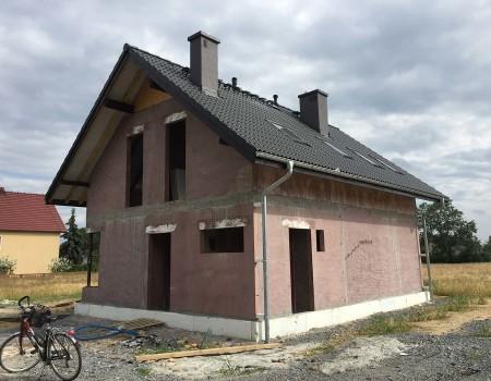 Dom z keramzytu – Walce