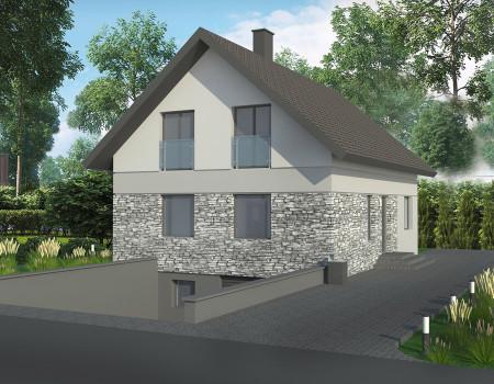 Dom jednorodzinny – Opole